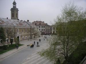 Бережанська ратуша