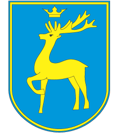 Герб міста Бережани